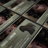 Seductive Hair Business Card