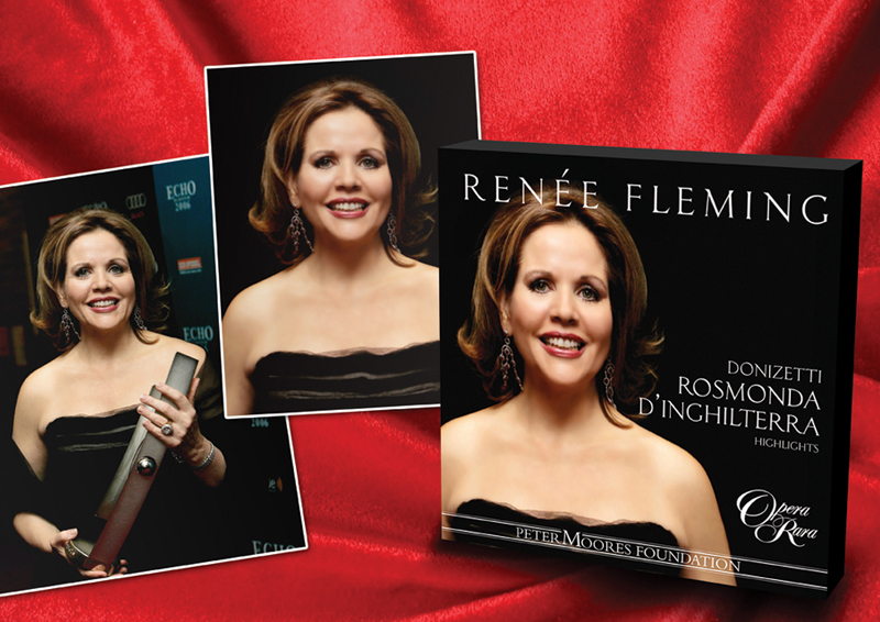 Renée Fleming Photo Retouching